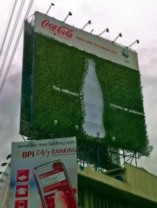 Billboard Fillipijnen